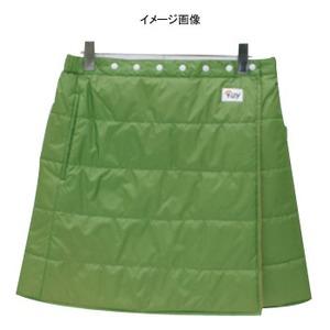 Filly(フィリー) リバーシブルラップスカート フリー グリーン
