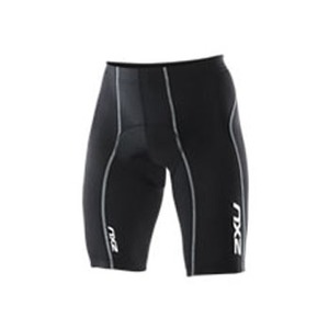 2XU(ツー・タイムズ・ユー) Comp2 Cycle Short Men's M Black×Black