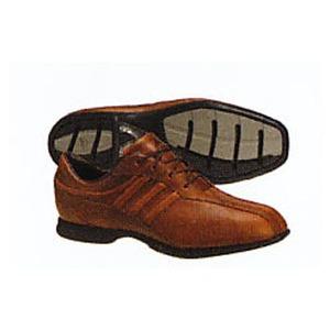 adidas(アディダス) ラクニ ELEGA 25.5cm マホガニー×マホガニー×ブラック