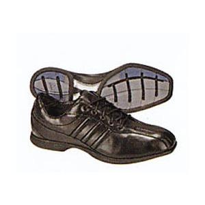 adidas(アディダス) ラクニ ELEGA 25.0cm ブラックー×ブラック—×ブラック—