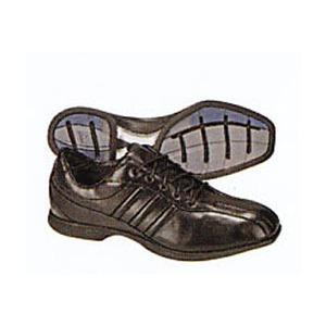adidas(アディダス) ラクニ ELEGA 26.5cm ブラックー×ブラック—×ブラック—