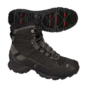 adidas(アディダス) NANUTAH BOOT GTX 25.0cm ブラック×ブラック×ミッドシンダーF09