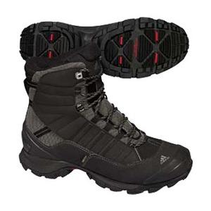 adidas(アディダス) NANUTAH BOOT GTX 25.5cm ブラック×ブラック×ミッドシンダーF09