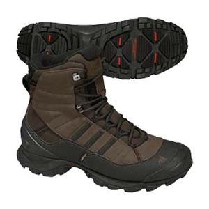 adidas(アディダス) NANUTAH BOOT GTX 25.0cm ディーペストアースF10×ブラック×ダークチリ