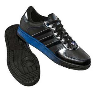 adidas(アディダス) ホルコム フェダム Men's 26.5cm ブラック×ブラック×ブルービューティーF10