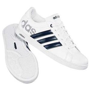 adidas(アディダス) DRB Kid's 23.5cm ランニングW×ダークインディゴ×Dインディゴ