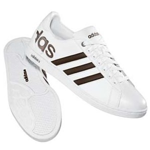 adidas(アディダス) DRB Men's 25.0cm ランニングホワイト×エスプレッソ×エスプレッソ