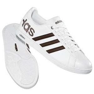 adidas(アディダス) DRB Men's 28.0cm ランニングホワイト×エスプレッソ×エスプレッソ