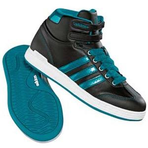 adidas(アディダス) WJ MID Women's 24.0cm BK×グリーンビューティー×グリーンビューティー