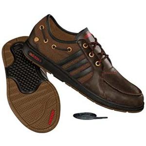 adidas(アディダス) ライトセイル OD Men's 25.0cm レザー×ブラック×カレッジレッド