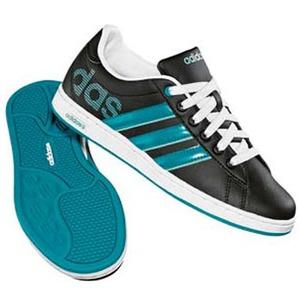 adidas(アディダス) DRB Kid's 22.5cm BK×グリーンビューティー×レイディアントアクア