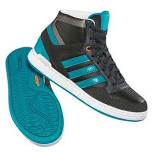 adidas(アディダス) ドリスコル Hi Kid's 24.5cm Dシェール×GNビューティー×レイディアントGD