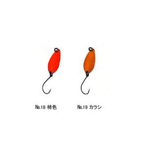 Aniデザイン(オフィス・ユーカリ) 心 1.2g No.18 柿色
