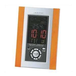ADESSO(アデッソ) 電波時計(天気予報機能付き) C-8211