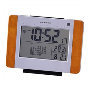 ADESSO(アデッソ) カレンダー電波時計 C-8213