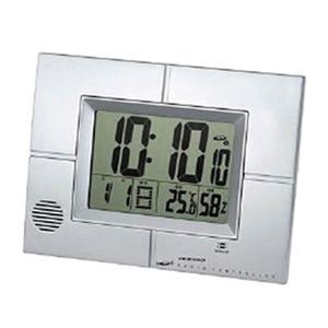 ADESSO(アデッソ) 電波時計(置掛兼用タイプ) RD-J306