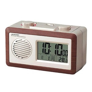 ADESSO(アデッソ) AM/FMラジオ電波時計 RD-J328