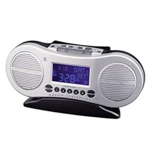 ADESSO(アデッソ) AM/FMラジオ電波時計 C885