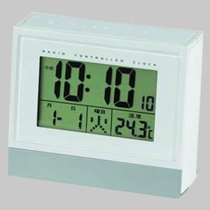 ADESSO(アデッソ) ナイトライト電波時計 C-8239