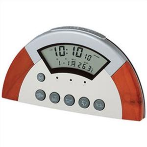 ADESSO(アデッソ) リラクゼーション電波時計