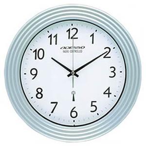 ADESSO(アデッソ) 電波掛時計 RC-801 ホワイト