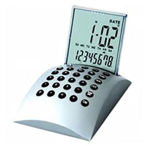 ADESSO(アデッソ) タッチクロック電卓