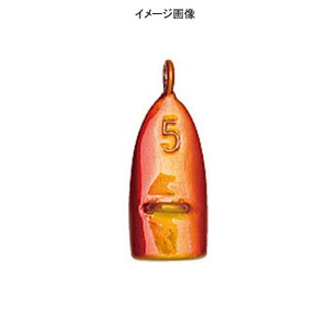 DAMIKI JAPAN(ダミキジャパン) スリンヘッド 10g #15 ゴールドホロ/レッド
