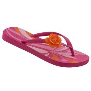 IPANEMA(イパネマ) 「APRIQUES II FEM」デコレーテッドビーチサンダル 7/24cm ピンク