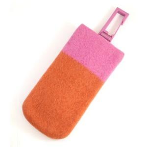 ABITAX(アビタックス) Pocket-LL ピンク/ダークオレンジ