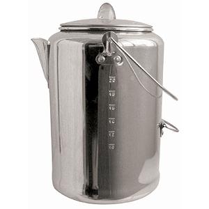 Chinook(チヌーク) キャニオン アルミコーヒーパーコレーター 9カップ