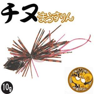 DAMIKI JAPAN(ダミキジャパン) チヌまうすりん 10g #21 Mブラウン