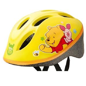 ides(アイデス) くまのプーさん子供用ヘルメット SG付