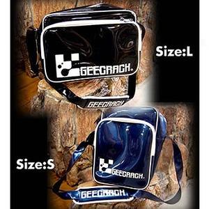 GEECRACK(ジークラック) ジークラック エナメルバック S S ブラック