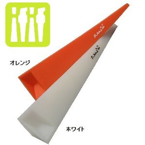 ifif(モシモシ) ピラミッドメジャーリングスプーン オレンジ