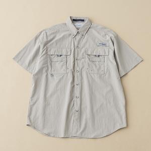 Columbia(コロンビア) バハマIIショートスリーブシャツ L 160(Fossil)