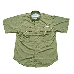Columbia(コロンビア) バハマIIショートスリーブシャツ XS 365(Sage)