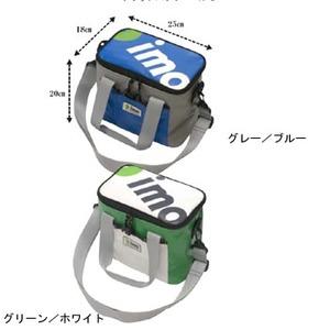 アムズデザイン(ima) ima 2008 タックルバック S グリーン/ホワイト