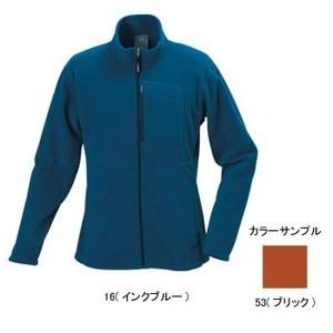 ミズノ(MIZUNO) POLARTEC フリースジャケット Men's XL 53(ブリック)