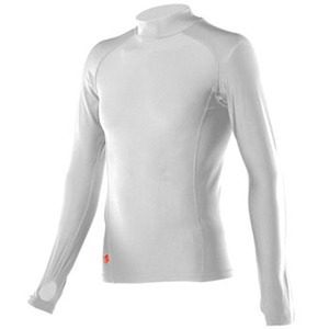 2XU(ツー・タイムズ・ユー) Unisex Thermal L/S Top M WHT×WHT
