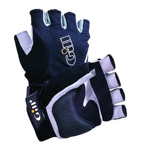 Gill(ギル) XC Glove Short Finger S Black