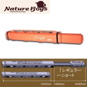 Nature Boys(ネイチャーボーイズ) RECYCLED ROD CASE(リサイクルド ロッドケース) ショート オレンジ