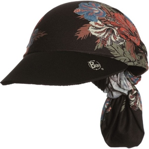 BUFF(バフ) VISOR BUFF 20078/PALM BEACH BLACK