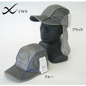 CW-X スパッタリングキャップ フリー(調節可) ブラック