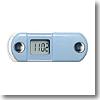 ミニ体脂肪計クロックKHB-003 ブルー