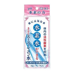 日本カルシウム工業 まろやかスーパーイオン水 38g