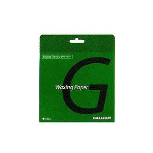 GALLIUM(ガリウム) ガリウムワクシングペーパー 50枚 CBL