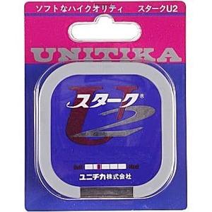 ユニチカ(UNITIKA) スタークU2 10m 3号 シルバーグレー