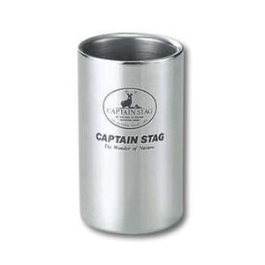 キャプテンスタッグ(CAPTAIN STAG)18−8 Wステンカップ220ml