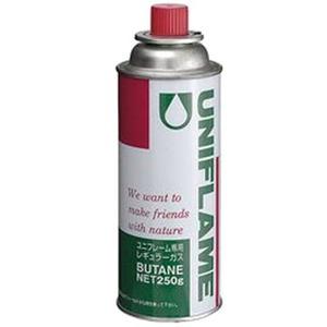 ユニフレーム(UNIFLAME) レギュラーガス(1本) 650011
