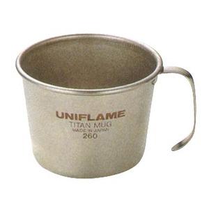 ユニフレーム(UNIFLAME) チタンマグ